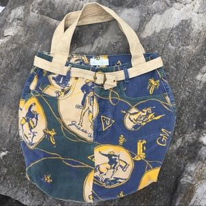 Vintage Guess Jeans Cowboy Bag
